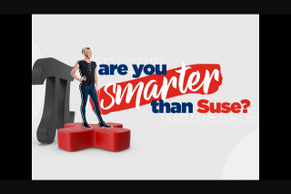 Nova 106.9FM – Win $5000 With Smarter Than Suse