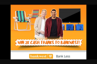 Nova 93.7 – $2k Cash to One Lucky That Enters Below (prize valued at $2,000)