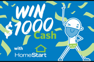 Nova 93.7 – Win $1000 Cash to Put Towards Your Rent Thanks to Our Friends at Homestart (prize valued at $1,000)