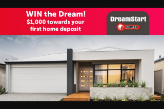 Nova 93.7 – Win The Dream (prize valued at $1,000)