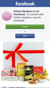Online Hampers – Win this Gorgeous Christmas Delight Gift Hamper Worth $65? (prize valued at $65)
