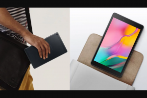 "Plusrewards – Win a Samsung Galaxy Tab a 8.0"" Wi-Fi 32gb"