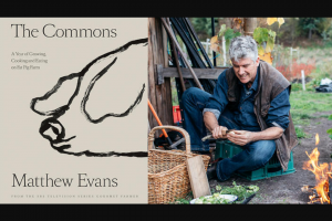 SBS – Win 1 of 10 Copies of The Commons Cookbook By Matthew Evans (prize valued at $600)