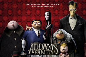 Screen Realm – Win One of Ten Double Passes to See The Addams Family In Cinemas…