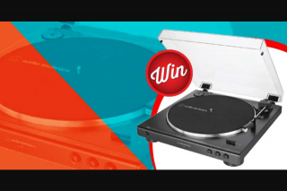 Stack magazine – Win an Audio-Technica Turntable