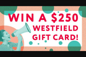 Student Edge – Win a $250 Jb Westfield Gift Card (prize valued at $250)
