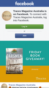 Traces magazine – Win a Double Pass to See Farming