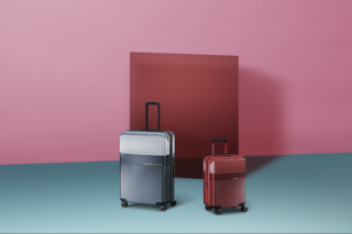 Ultimate Travel Magazine Subscribers – Win a Full Set of Samsonite Red Robo Ii Luggage In Silver (prize valued at $379)