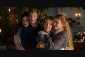 Weekend Edition Brisbane – Win a Double Pass to See Little Women