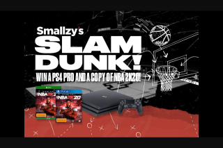 Win a PS4 Pro and a Copy of Nba 2k20