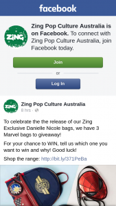 Zing Pop Culture – Win an Apple Iphone 11