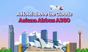 Asiana Airlines – Win a major prize of an Apple watch OR 1 of 5 minor prizes