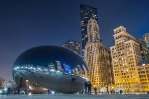 Brisbane Airport – Win a trip for 2 to Chicago, United States