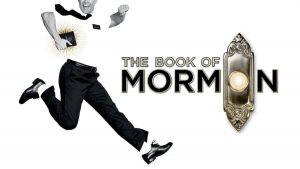 Brisbane's Airtrain – Win two A Reserve tickets to The Book of Mormon at QPAC