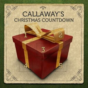 Callaway Golf South Pacific – Christmas Countdown – Win some epic prize packs