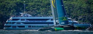 Captain Cook Cruises – Win Sydney SailGP Go Pass on 28 Feb 20 for 2