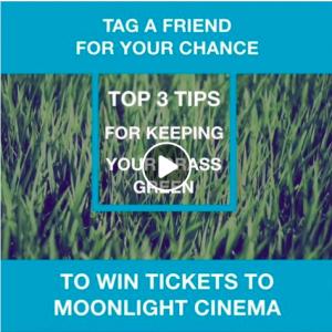 Centennial Park and Moore Park – Win 1 of 5 ticket bundles of 4 Moonlight Cinema vouchers each