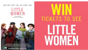 Channel 7 – Sunrise – Win 1 of 10 double tickets to see Little Women