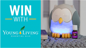 Channel Seven – Win 1 of 2 Young Living prizes