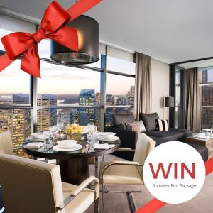 Fraser Suites Sydney – Win an overnight stay including buffet breakfast, in-room cocktails and onsite parking