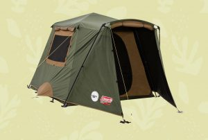 Holiday with Kids – Vote and Win a Coleman Northstar Instant Up 6P Lighted Darkroom Tent valued at $750