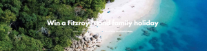 Holidays with Kids – Win a family holiday in Fitzroy Island