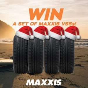 Maxxis Tyres Australia – Win a set of Maxxis VS5 Tyres