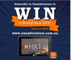 OneAdventure – Win a brand new GPS valued at $699