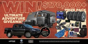 Pat Callinan Publishing – Win a major prize valued at up to $163,000 OR 1 of 4 runner-up prizes