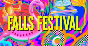 Visa – Falls Festival – Win 2 entry tickets and 2 camping passes to Falls Festival