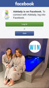 Adelady – Win The Ultimate Spa Day for You and Your Bestie at Bliss Beauty Float