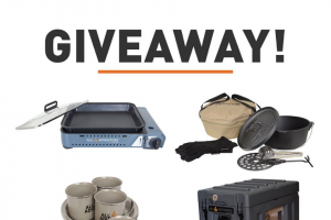 All 4 Adventure – Everything That You Need to Enjoy That All 4 Adventure Camping Lifestyle (prize valued at $1,109.94)
