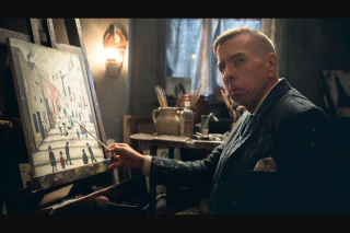 ARN – 4KQ – Vanessa Redgrave & Legendary Actor Timothy Spall Star In Mrs Lowry & Son About The Famous Painter and His Tumultuous Relationship With His Mother