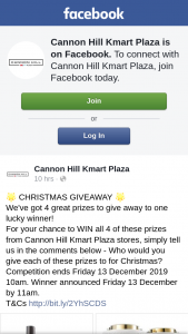 Cannon Hill Kmart Plaza – to One Lucky