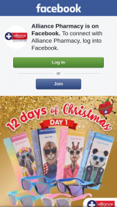 12 Days of Xmas- Alliance Pharmacy – Win a Set of Kids Sunglasses