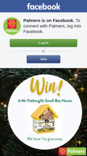 12 Days of Xmas Palmers – Win a Bee House