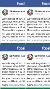 EB Games 12 Days of Christmas giveaways – Win a Lego City Deep Space Rocket and Launch Control Lego Friends Rescue Mission Boat Or Lego Ninjago Lloyd's Titan Mech Set