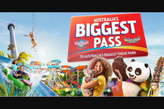 """Families Magazine – Will Receive 2 X Locals """"biggest Pass"""" for Adults and 2 X Locals """"biggest Pass"""" for Children Aged 3-13. (prize valued at $516)"""