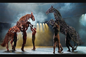 Female – Double Passes to War Horse on Tuesday 15 January at 7.30pm at Melbourne's Newly Refurbished Regent Theatre