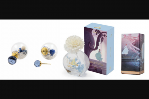 Female – Win a Disney Pack Valued at $166.95 Including (prize valued at $166.95)