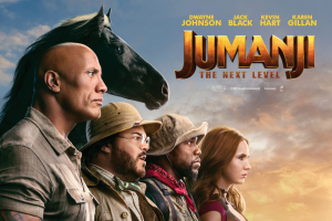Girlfriend Magazine – Win a Private Deluxe Screening of Jumanji (prize valued at $3,500)
