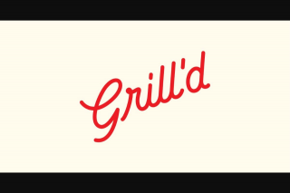 Grill'd – Win a Google Pixel4 and a Year's Supply of Grill'd