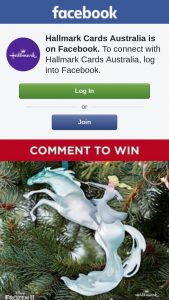 Hallmark cards – Win One (1) Prize Each