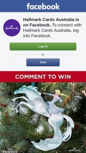 Hallmark cards – Win One (1) Prize Each