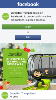 Jumpflex – Win this Month's Draw
