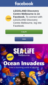 LEGOLAND Discovery Centre Melbourne – Competition (prize valued at $188)