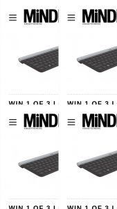 MindFood – Win The Logitech Keyboard and Mouse (prize valued at $79.95)