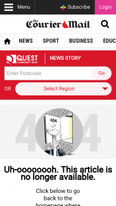 Quest News – News Qld – Win The Prize (prize valued at $768)