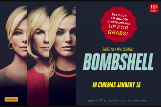Readers Digest – Win One of Ten Double Passes to Bombshell Simply Answer The Question Below and Submit Your Entry
