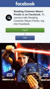 Reading Cinemas Waurn Ponds – Win a Star Wars Poster and $50 Gift Card